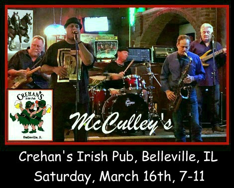 McCulley's 3-16-19