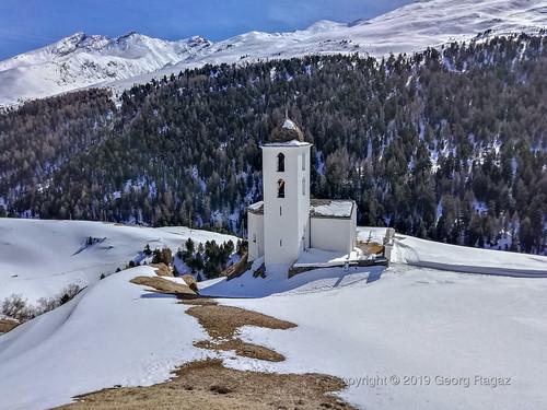 Schweiz, Kanton Graubünden, Cresta