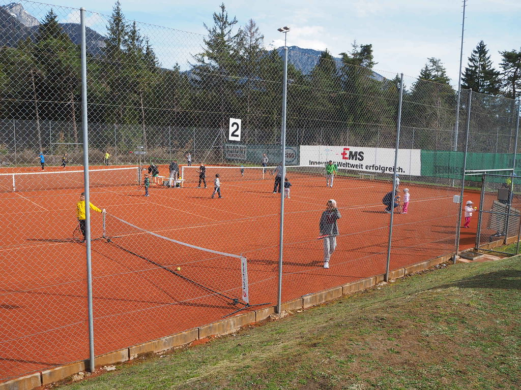 Eltern-Kind Tennis 06.04.2019