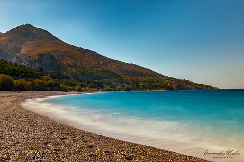 Giosonas Beach in Chios