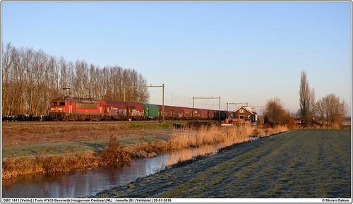 DBC 1611 [Venlo]   Velddriel   20-01-2019