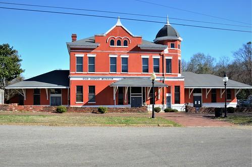 Louisville & Nashville Railroad, Alabama, Selma