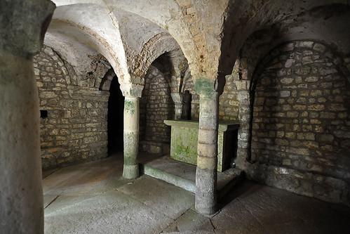 Abadia de Saint-Rambert de Bugey