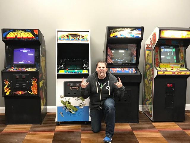 Reclaim Arcade