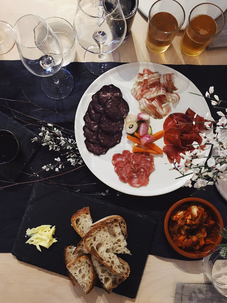 being little - beer & cheese with two belly whiteladies road clifton bristol shop fondue party toastie menu craft beer charcuterie board