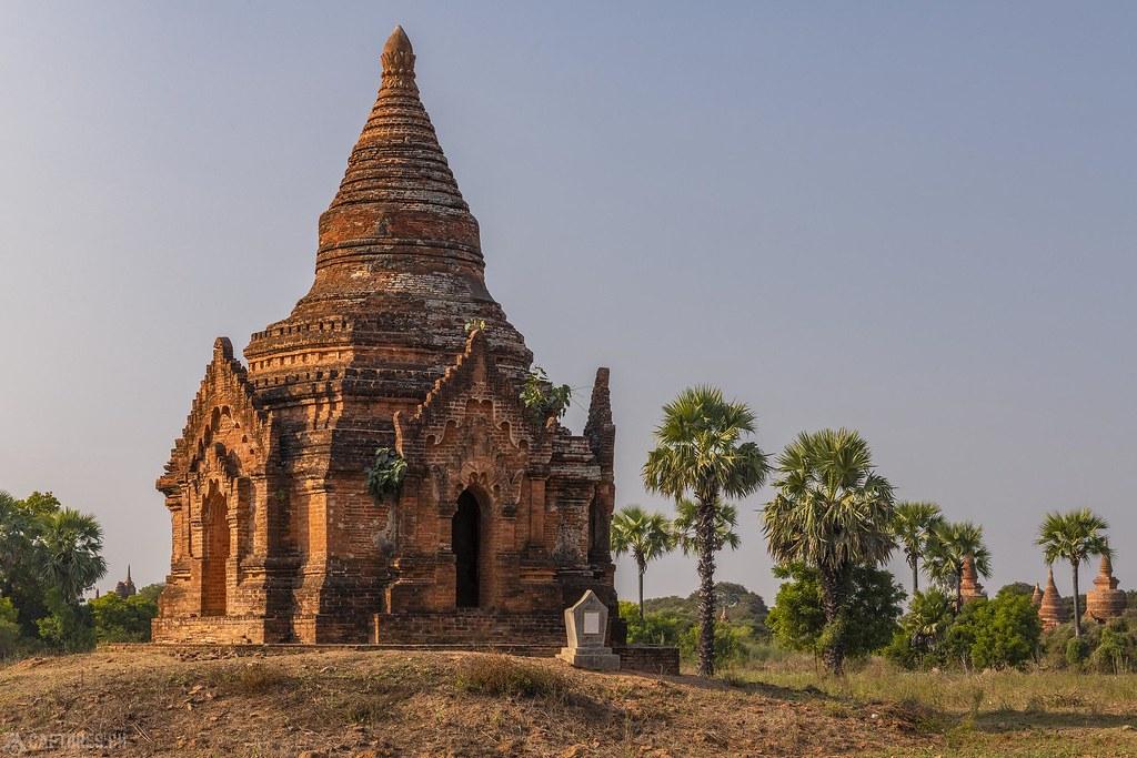 Pagoda - Bagan