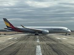 OZ A359 JFK