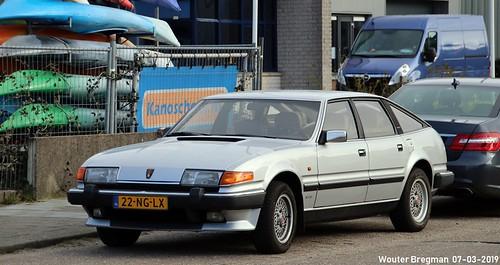 Rover SD1 3500 Vanden Plas EFI automatic 1986