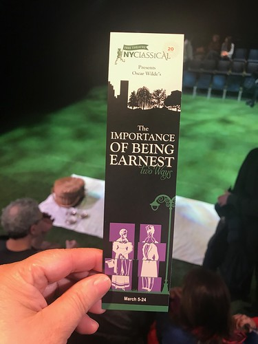 The Importance of Being Earnest-NY Classical Theatre-ART NY-20190309-0093