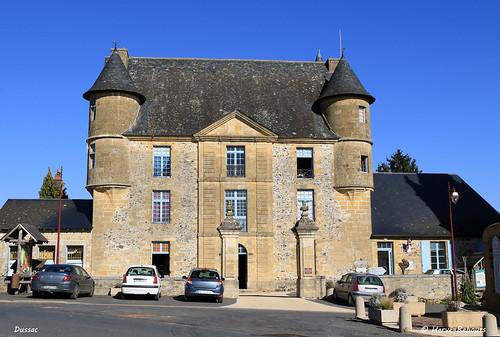 24 Dussac - Château XVIII