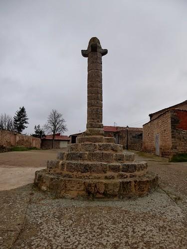 Barrio de Muñó (Burgos-España). Picota