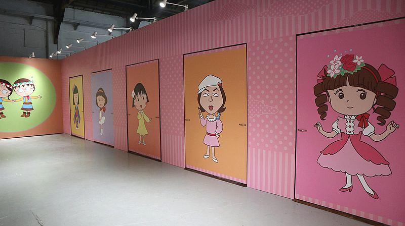 2018櫻桃小丸子の夢想世界主題展_3222.jpg
