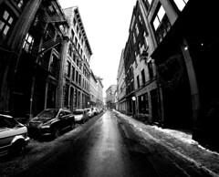 Rue Saint Paul (Old Montreal)y