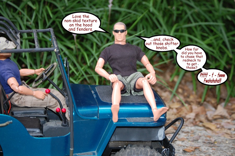 Building an RC sixth scale Jeep 45954818104_65f4695659_o