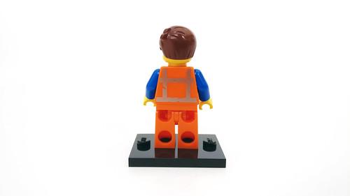 The LEGO Movie 2 Emmet's 'Piece' Offering (30340)