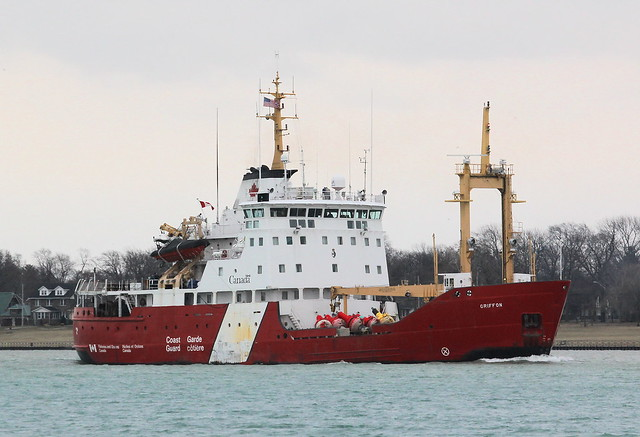 CCGS Griffon   IMO 7022887, Canon EOS 60D, Canon EF-S 55-250mm f/4-5.6 IS
