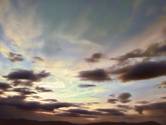 zalazak sunca-Sunset, Canon POWERSHOT SX160 IS
