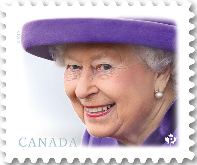 Canada - Queen Elizabeth II definitive, Permanent rate (January 14, 2019) - image from Canada Post website