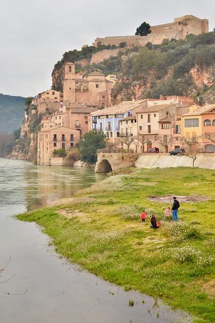 Miravet Katalonia