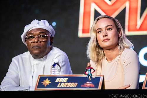 Captain Marvel Asia Press Conference