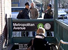 L Project: Station Capacity Improvements at the Metropolitan Av-Lorimer St (G, L) Station