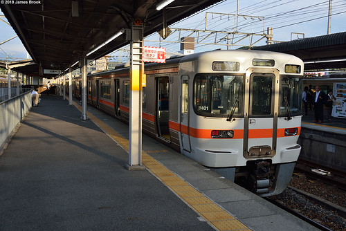 313 series EMU at Kozoji