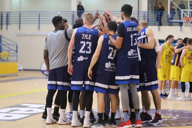 JORNADA 22 | Club Melilla Baloncesto - Liberbank Oviedo