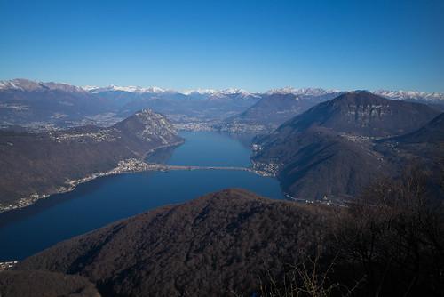 Monte San Giorgio view