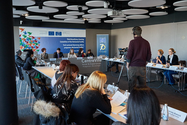 Montenegro: the third Beneficiary Steering Committee Meeting