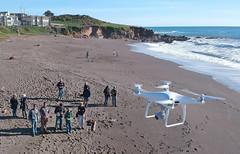 Drone at Cambria JACC