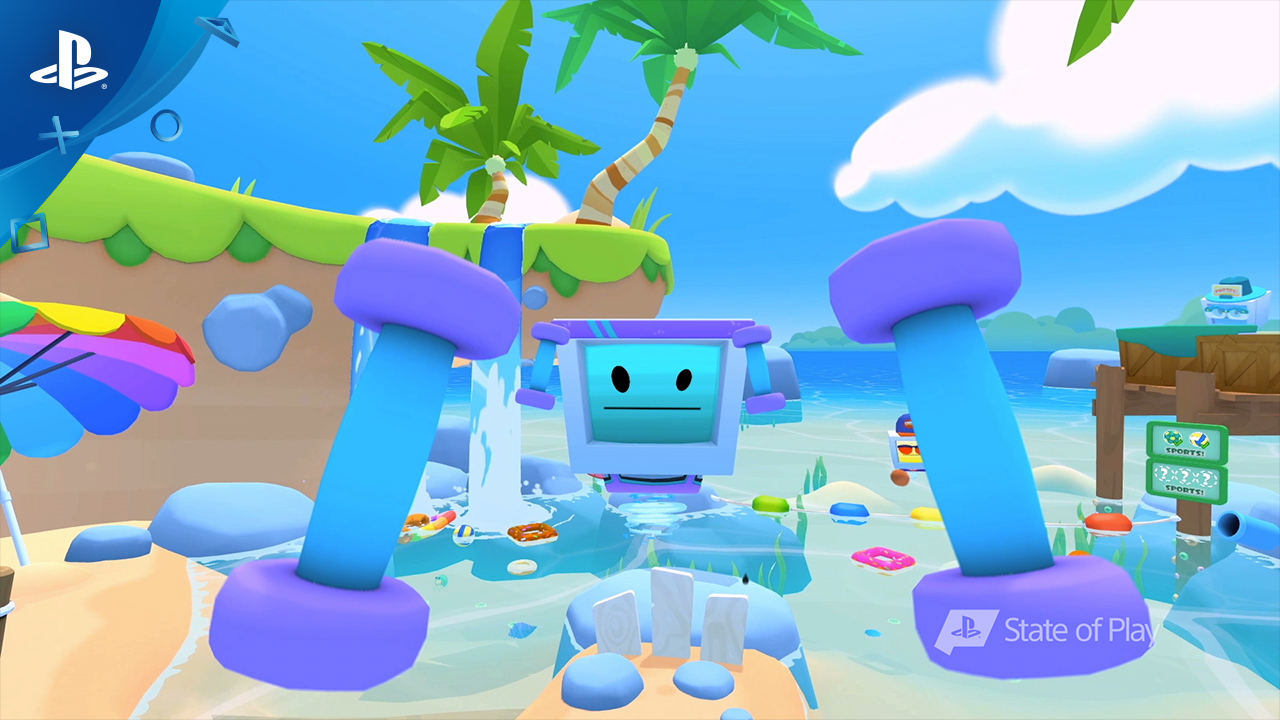 Vacation Simulator for PlayStation VR