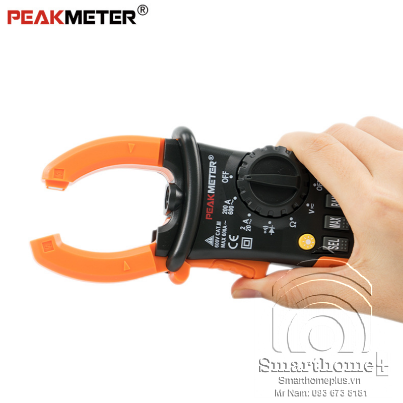 dong-ho-ampe-kim-kep-dong-dien-tu-peakmeter-shp-pm19