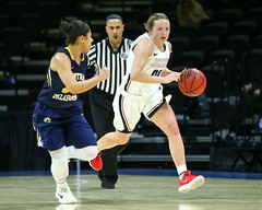 2019 MIAA Women's Basketball Tournament Quarterfinals: UCM vs UCO