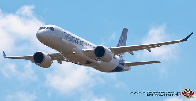 AIRBUS A220-300 (MSN 55002)