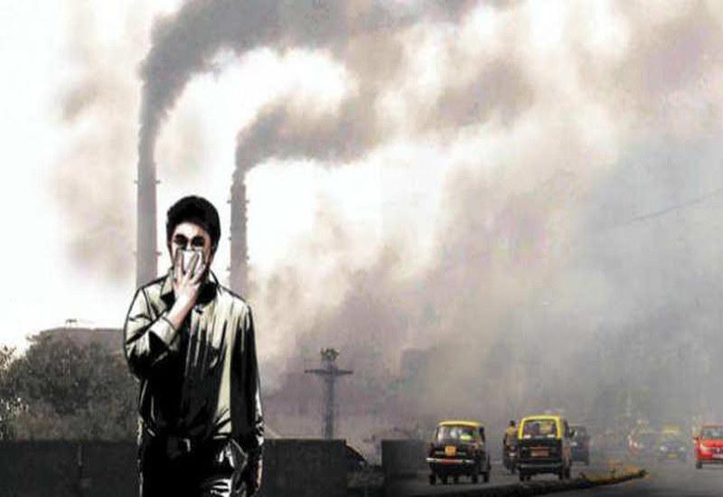 बिहार के शहरों में बढ़ता प्रदूषण