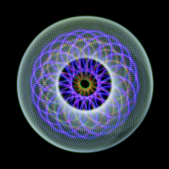 Euler's kinetic spirograph.