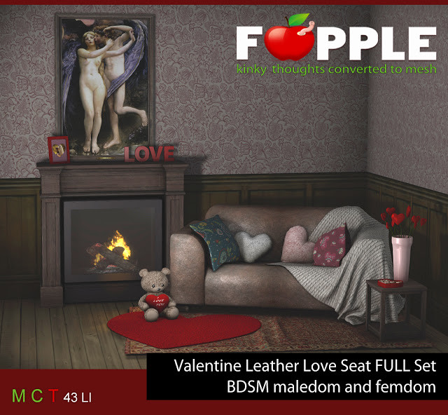 Fapple – Valentine Day Set