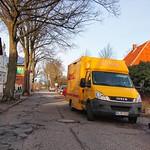 DHL IVECO - Burg auf Fehmarn - 12. Februar 2019