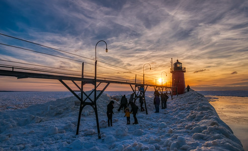 South Haven Lighthouse #13