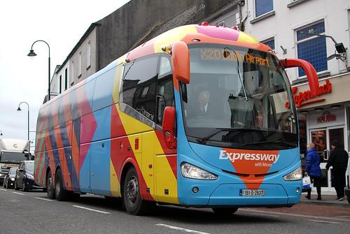 Bus Eireann 'SE33'