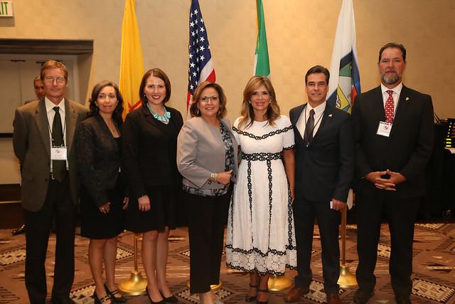 Reunión Plenaria Comisión Sonora-Nuevo México 2018