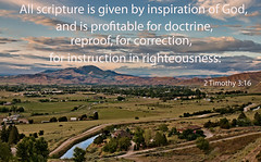 Second Timothy 3
