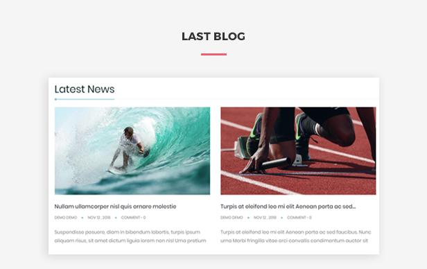 Ap Sporty Amazing Fashion Trend Prestashop Sport Theme - seo blog module