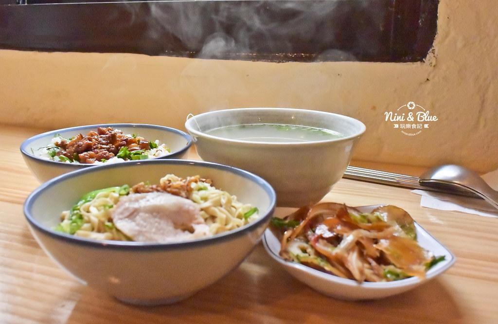 永興街 桂蘭麵 台中美食 小吃03
