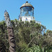 Manukau South Head Replica Lighthouse, New Zealand. by Karl Agre, M.D.