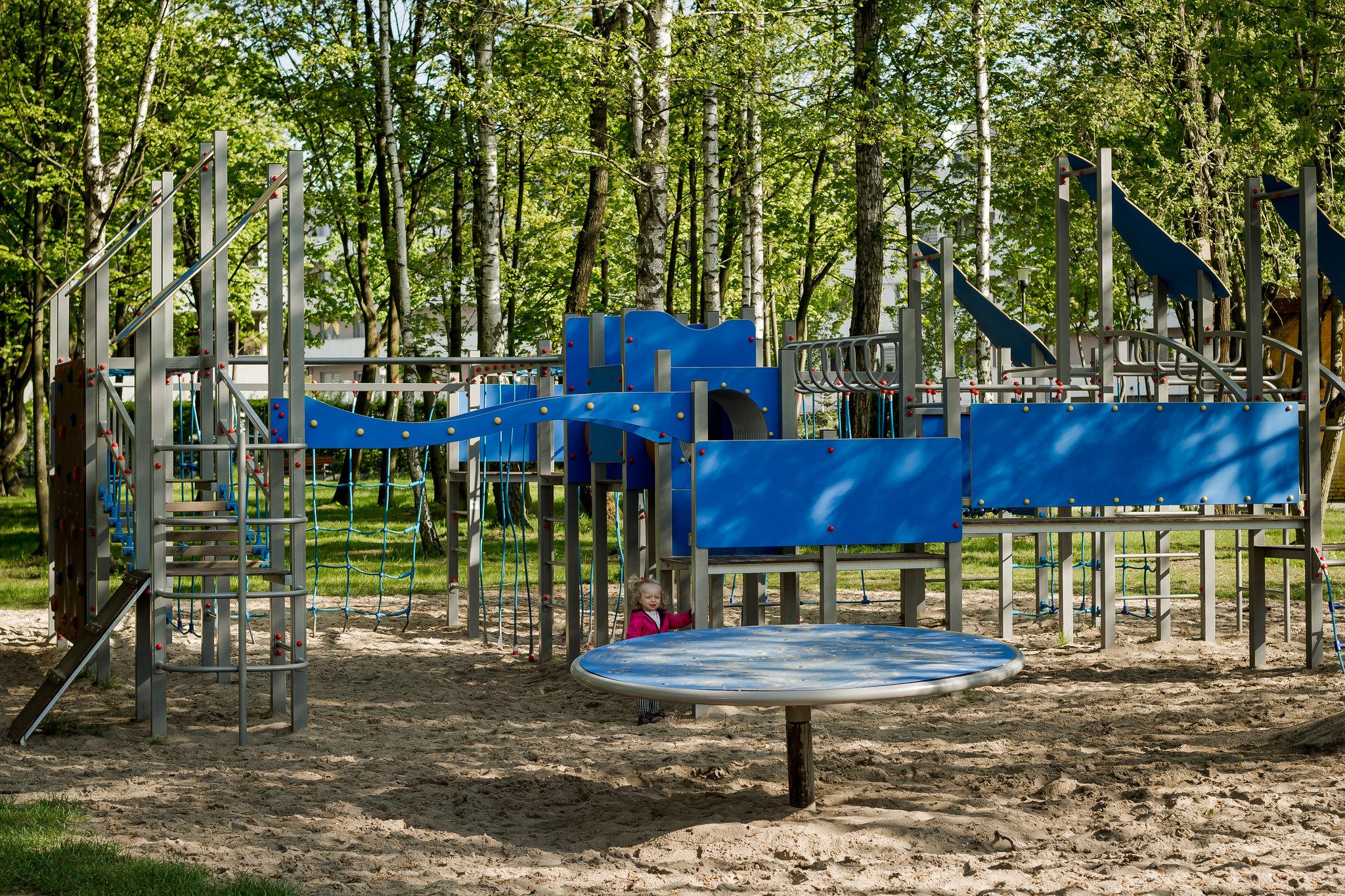 Park Heweliusza - Poznań