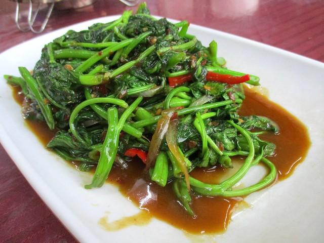 My Chef kangkong belacan