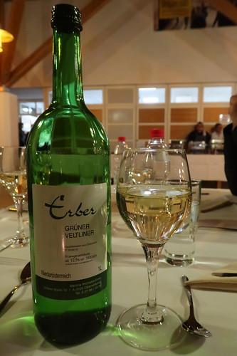 Grüner Veltiner (Weißwein aus Niederösterreich)