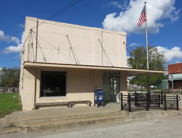 Post Office 76687 (Thornton, Texas)