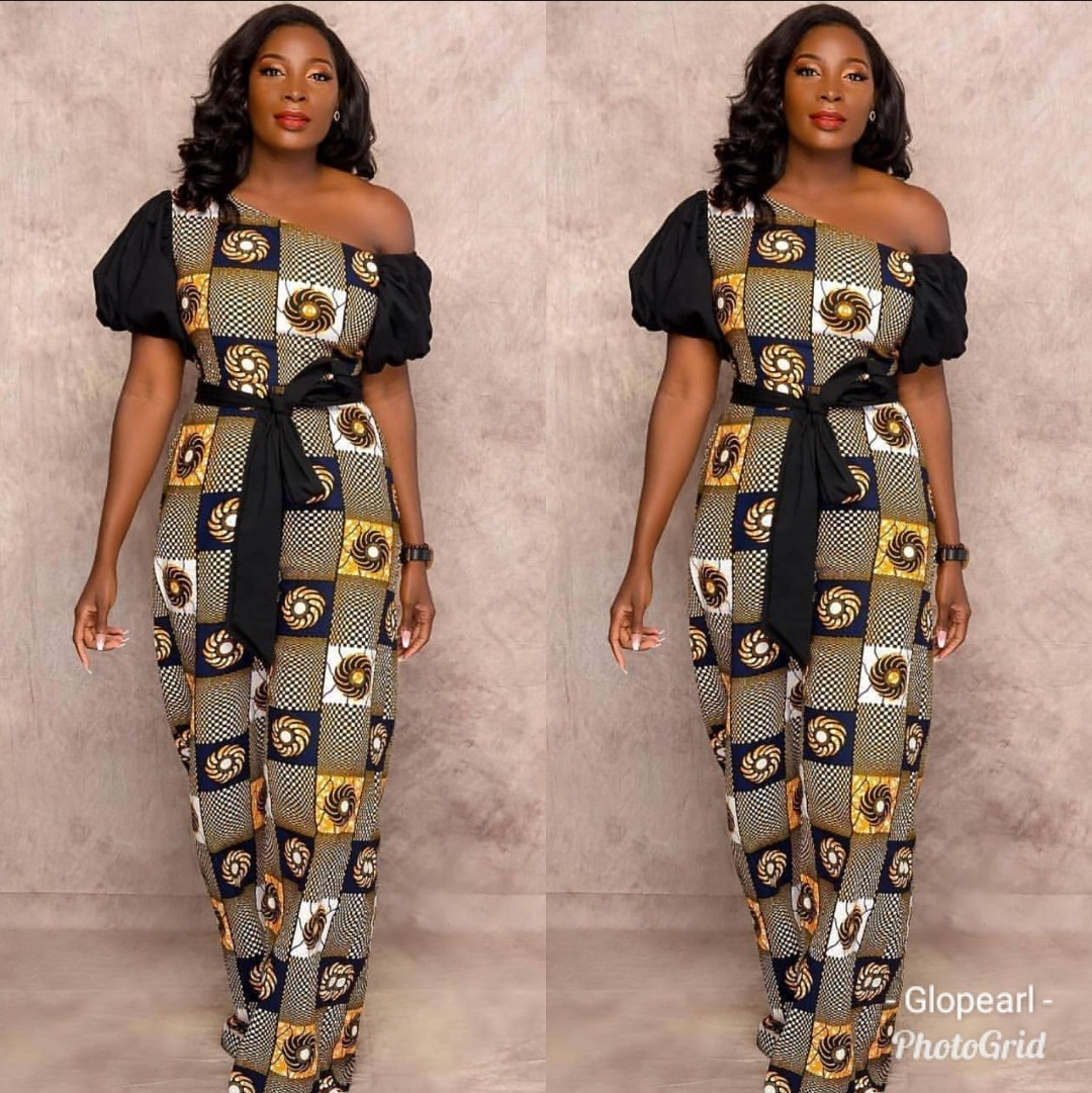 Ankara Styles 2020 SKIRTS AND BLOUSE,GOWNS,JUMPSUITS 1